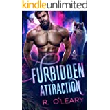Furbidden Attraction: A Small Town Shifter Romance (Raven Falls Cursed Romances Book 1)
