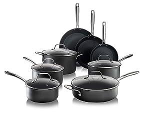 Granitestone PRO –Premium Chef's Cookware Set