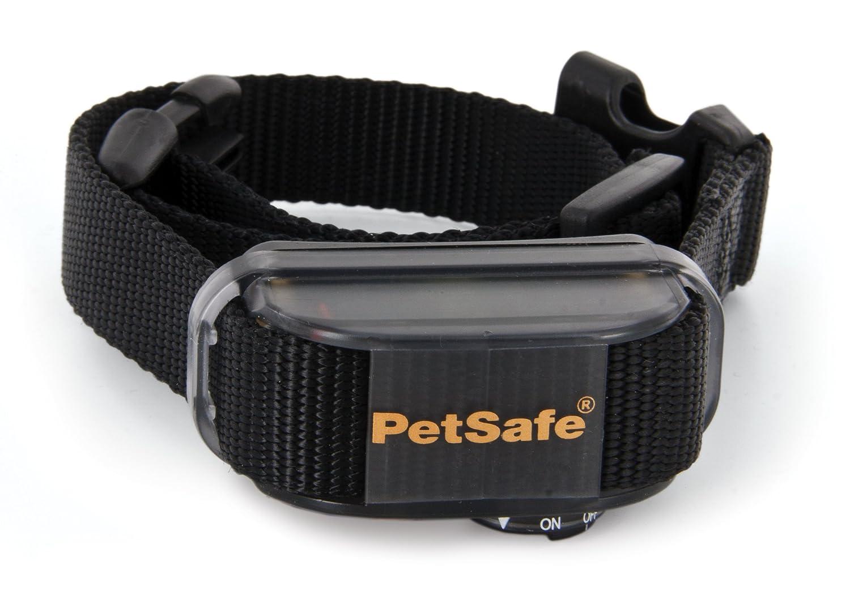 PetSafe - Collier Anti-Aboiement pour Chien à Vibrations, Etanche, Automatique, Ajustable, Technologie Breveté PBC45-13339