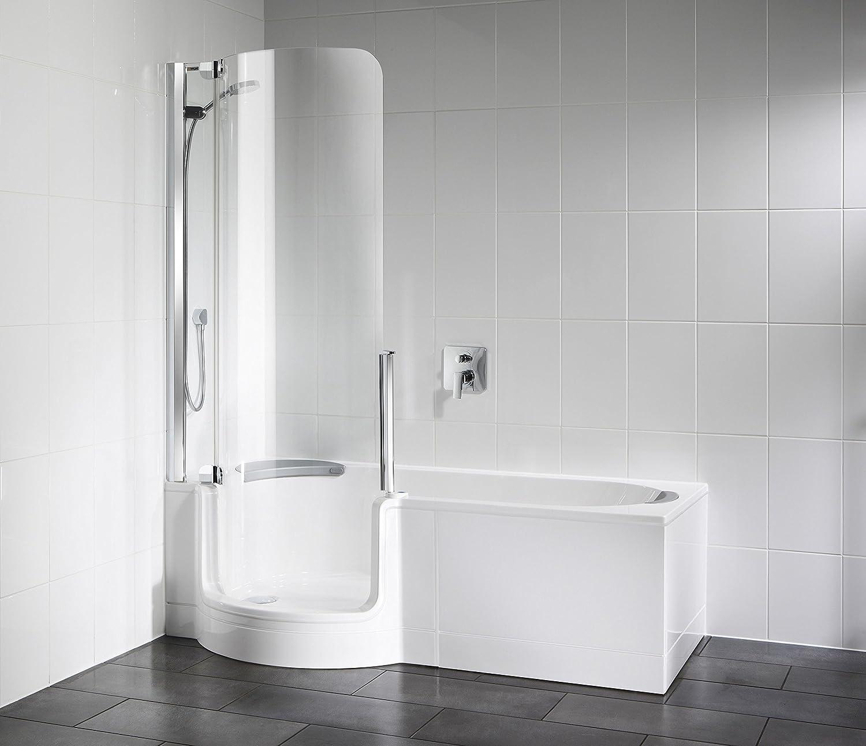 Artweger Twin Line 1 ducha bañera 160 cm con puerta frontal de ...