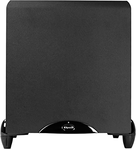 Klipsch Sub-12HG Synergy Series 12-Inch 300-Watt Subwoofer with High Gloss Trim Black