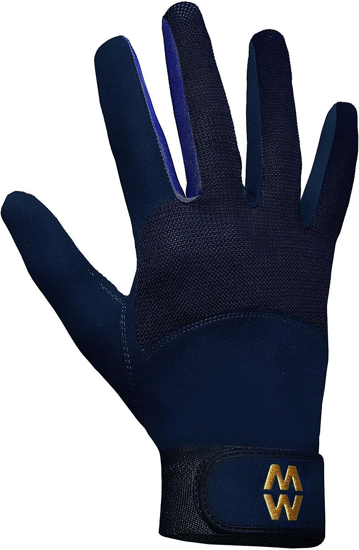Mens /& Ladies 1 Pair MacWet Long Mesh Sports Gloves