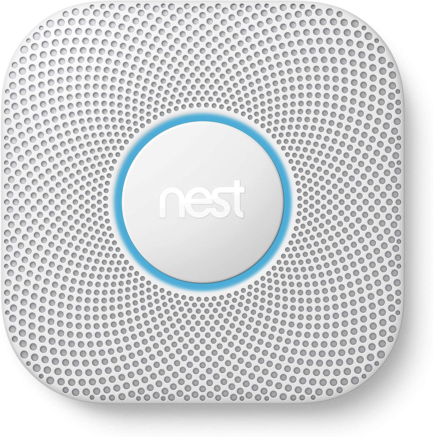 2 Pack Nest Protect Wired Smoke /& Carbon Monoxide Detector Alarm 2nd S3005PWLUS