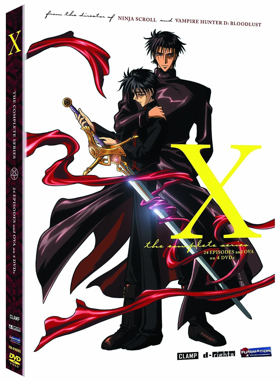 Amazon.com: X: The Complete Series: Steve Cannon, Crispin ...