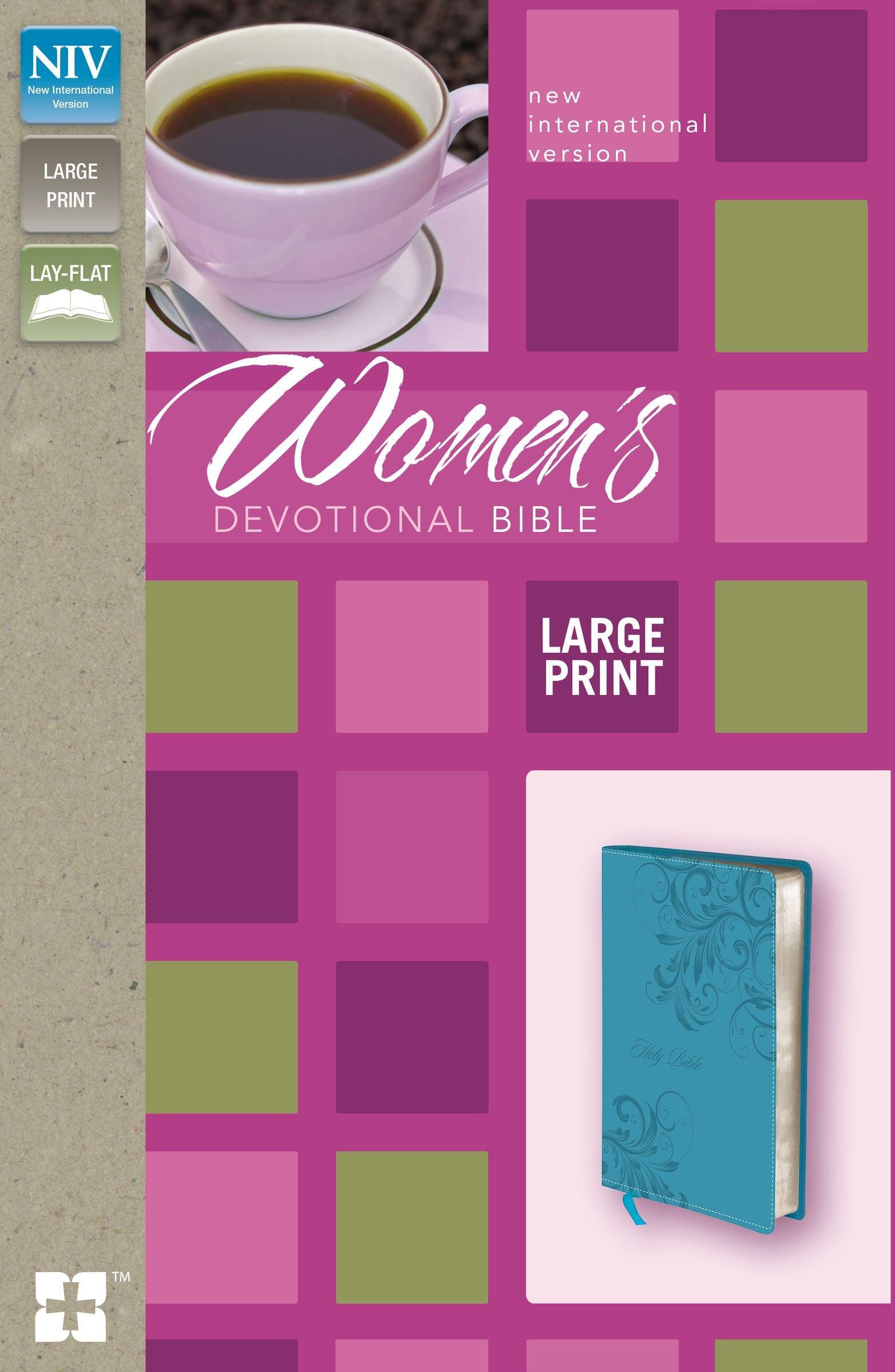 Womens Devotional Bible Imitation Leather product image