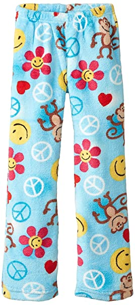 84d2aa2310 Image Unavailable. Image not available for. Color  Up Past 8 Big Girls  Fleece Pant ...