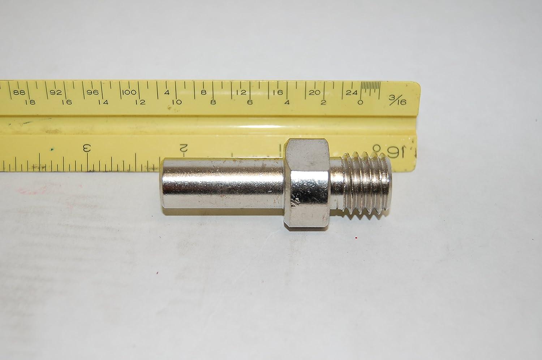 Concrete Core Drill #18 5//8 11 UNC to 1//2 Shank Adapter for Diamond Coring Bits