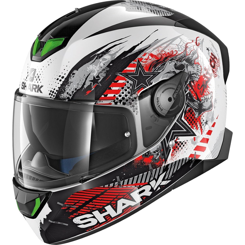 Shark Skwal 2 Switch Rider 1 Motorradhelm