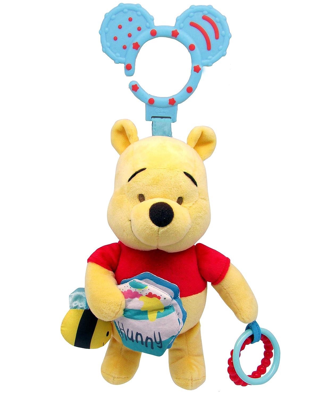 Disney Baby Winnie The Pooh On The Go Activity Toy