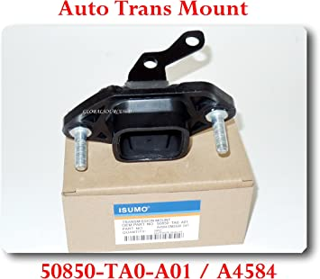 A4584 Auto Trans Mount Lower For Acura TSX Honda Accord /& Crosstour