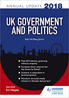 Edexcel asa level politics student guide 1 uk politics edexcel as uk government politics annual update 2018 fandeluxe Choice Image
