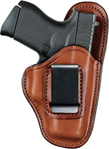 Bianchi 100 Professional Inside the Waistband Holster - Right Hand, Size 1 - Tan (19220)