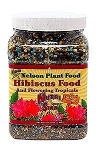 Nelson Hibiscus and Flowering Tropicals Granular Fertilizer