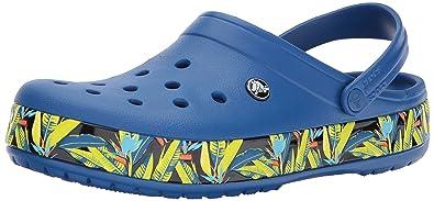 crocs Crocband, Unisex - Erwachsene Clogs, Blau (Navy), 38/39 EU