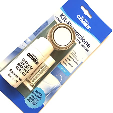 Lavelli Ceramica Ideal Standard.Cramer Enamel Ceramic Repair Kit Health Basins White