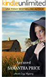 Accused: Amish Cozy Mystery with Romance (Amish Secret Widows' Society Book 3)