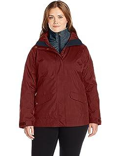 c43b829747b Amazon.com  Columbia Women s Plus Size Whirlibird Interchange Jacket ...