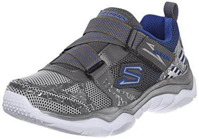 d82406ecda89 Skechers Kids Neutron Super Z Closure Sneaker (Little Kid)