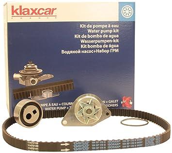 Klaxcar 40509Z - Kit Distribución Con Bomba De Agua