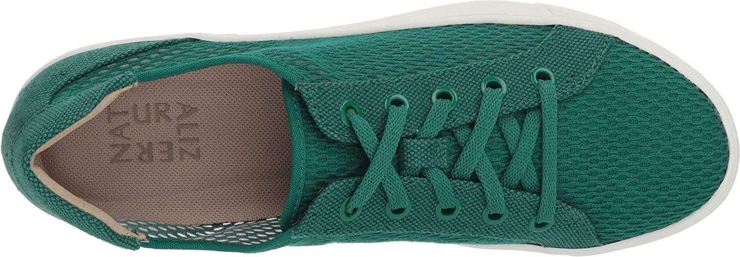 Naturalizer Women's Morrison 3 Green Sneaker B077C8JP4F 8 AA US|Tropic Green 3 Mesh/Canvas 6c3354
