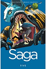 Saga Vol. 5 Kindle Edition