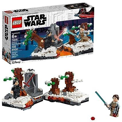 LEGO Star Wars: The Force Awakens Duel on Starkiller Base 75236 Building  Kit (191 Piece)