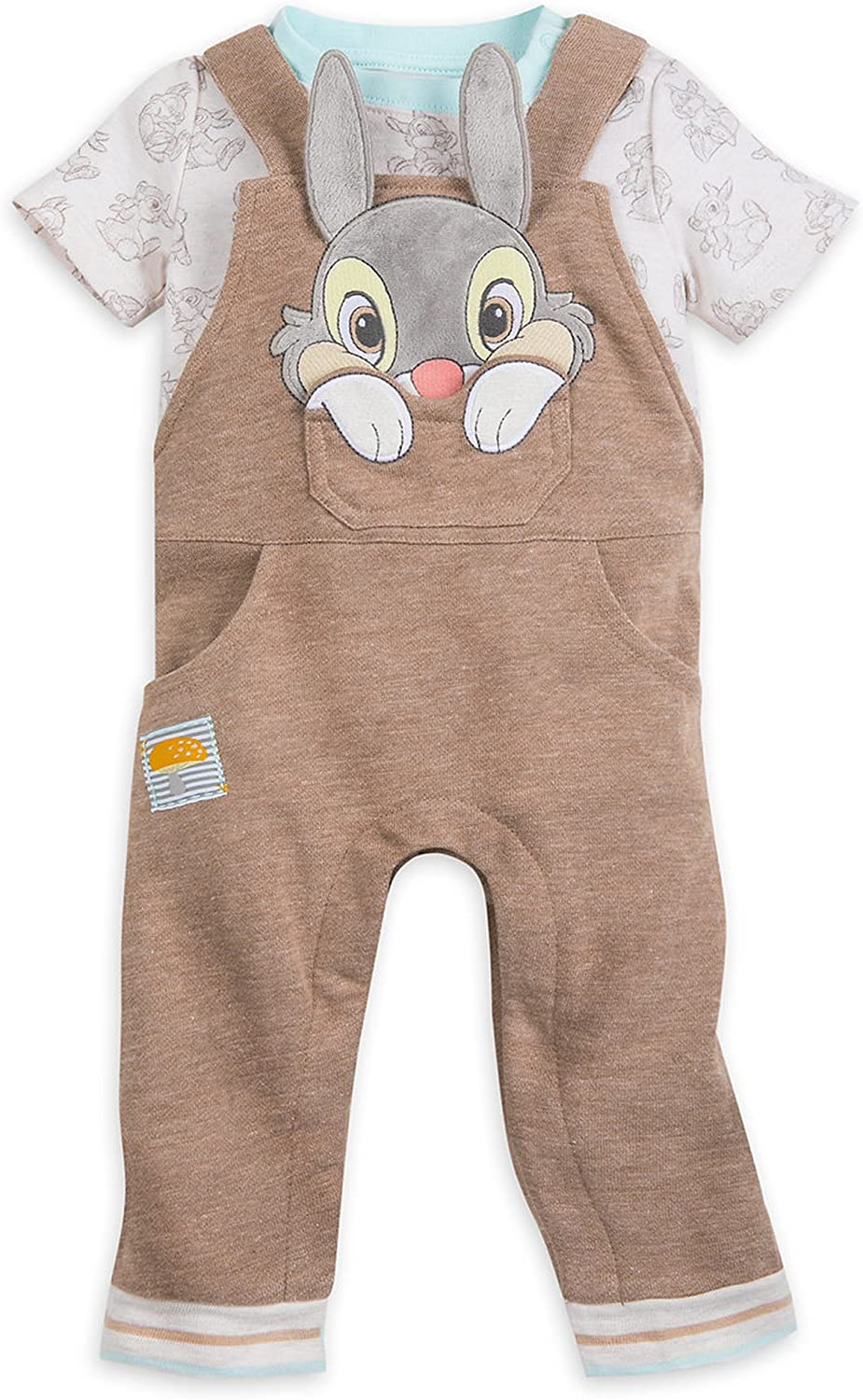 Disney Thumper Overall Set for Baby