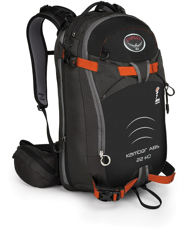 [オスプレイ]Osprey Kamber ABS Compatible 22+10 Snow Pack スキーパック BLACK M/L [並行輸入品] B01N3AY3FR