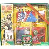 GI Joe Timeless Action Sailor 40th Anniversaire-Bleu Marine manuel avec autocollants