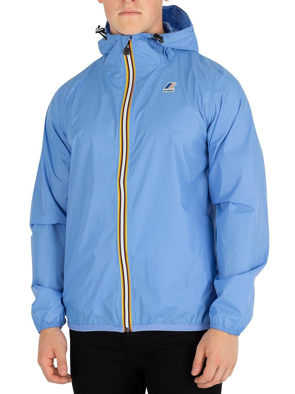 K-Way Men's Raincoat Le Vrai Claude 3.0 Black at Amazon Men's Clothing  store: