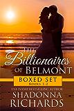 The Billionaires of Belmont Boxed Set (Books 1-2)