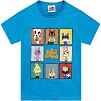 Animal Crossing Camiseta para Niños