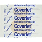 COVERLET LARGE FINGER BANDAGES 50 Bx - 2 x 2 1 2