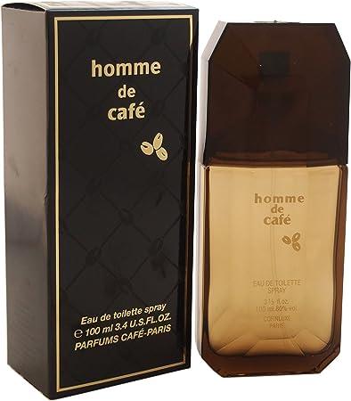 cofin Luxe Homme de cafe Eau de Toilette en vaporisateur pour lui 100 ml