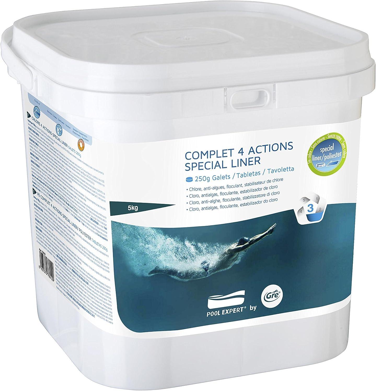 Gre 76012 - Cloro multifunción para el tratamiento de las piscina ...