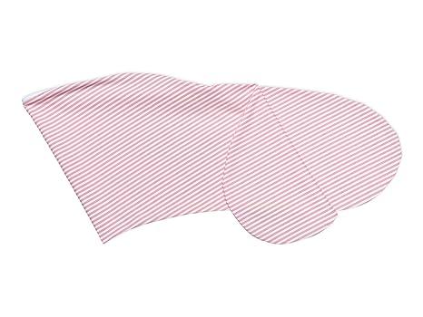 Fuerza Kids Lactancia almohada rayas color rosa: Amazon.es: Bebé