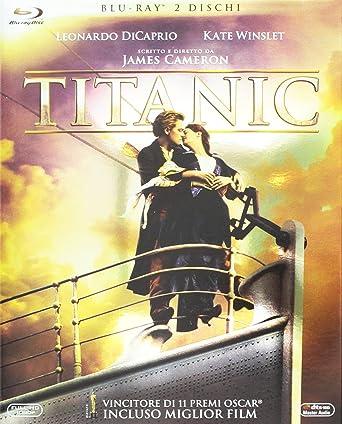 titanic blu ray  : Titanic (2 Blu-Ray) [Italian Edition]: leonardo di ...