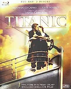 titanic (2 blu-ray) blu_ray Italian Import