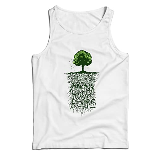 Vest Know Your Roots Inspirational Family Love Quotes Amazoncom