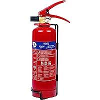 Smartwares FEX-15112 Extintor de Polvo seco, capacidad 1