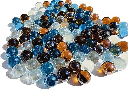 Colourful Glass Marbles Glass Balls 16 Mm Diameter 500 G