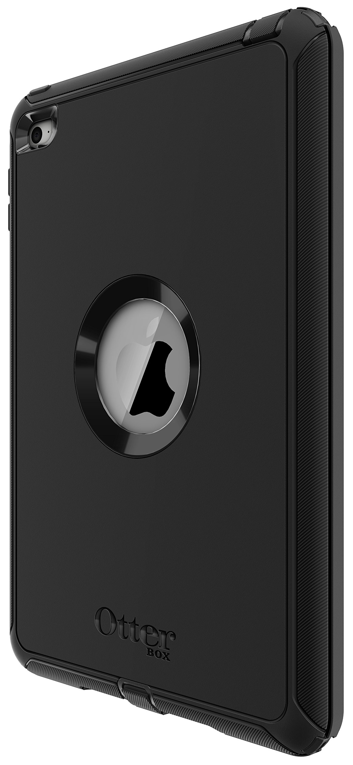 OtterBox DEFENDER SERIES Case for iPad Mini 4 (ONLY) - Retail Packaging - BLACK by OtterBox (Image #3)