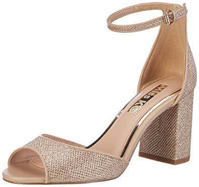 4d97b7f359 Miss KG Women 0201061609 Heels Sandals Gold Size: 7 UK: Amazon.co.uk ...