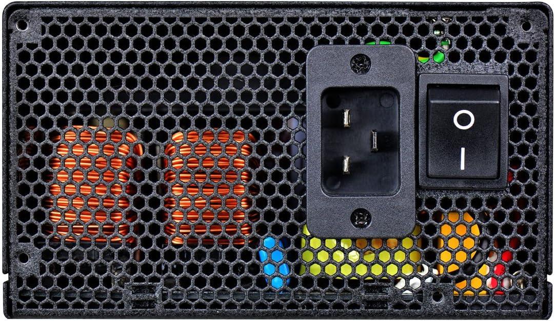 EVGA ECO Mode Fully Modular 80+ PLATINUM 650W EVGA SuperNOVA 650 P2 10 Year Warranty Power Supply 220-P2-0650-X1,Black Includes FREE Power On Self Tester