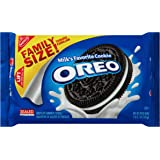 Oreo Chocolate Sandwich Cookies, Family Size, 19.1-Ounce