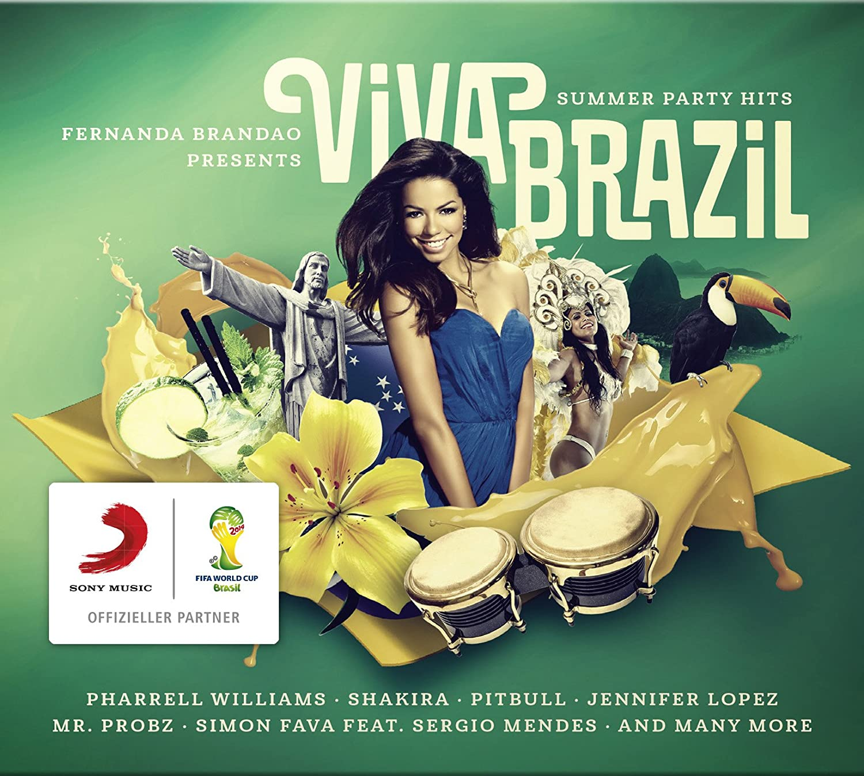 Afbeeldingsresultaat voor VIVA Brazil Summer Party Hits – 2014