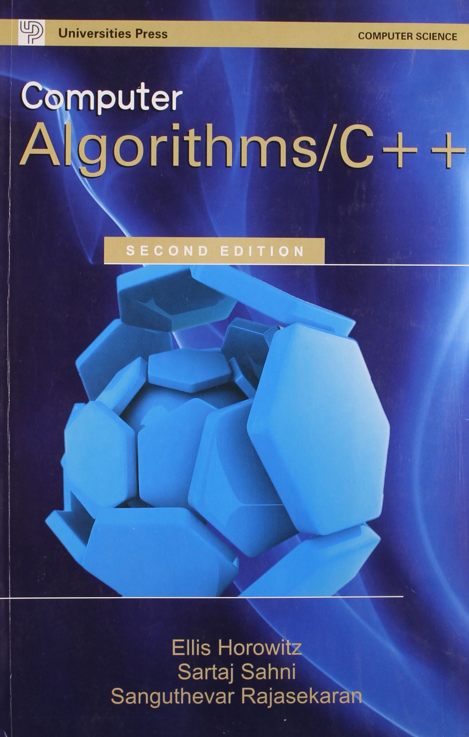 Algorithms Book By Sahni