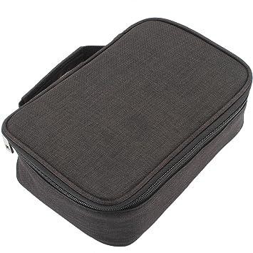 Portable Travel Zipper Sunglasses Case Glasses Bag Guard Set Stranger Things Eyeglass Case