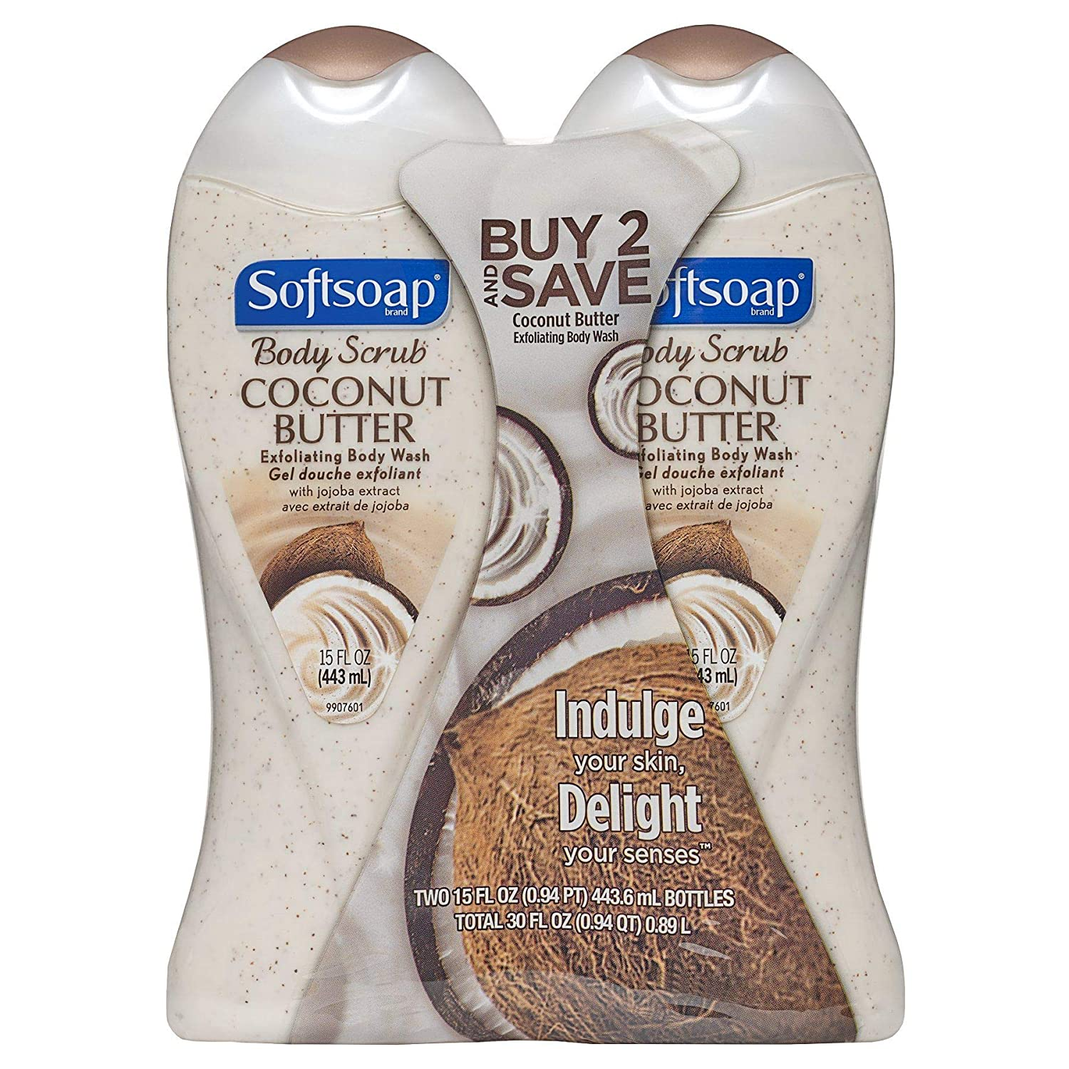 Softsoap Coconut Butter Body Wash