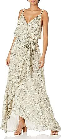 Ramy Brook Women's Printed Clancy Sleeveless Midi Dress
